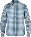 Fjallraven Abisko Cool Shirt LS, kolor: 539 - Lake Blue.