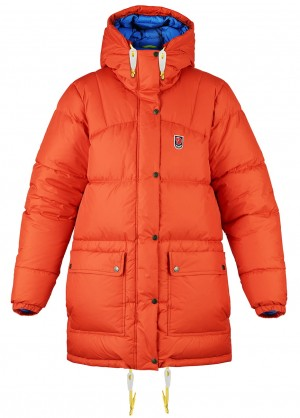 EXPEDITION DOWN JACKET W FJALLRAVEN - KURTKA PUCHOWA