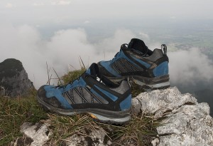 BELORADO LOW BUNION GTX HANWAG - BUTY TERENOWE