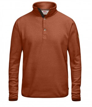 OVIK FLEECE SWEATER FJALLRAVEN - BLUZA POLAROWA