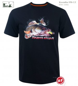 TEAM GRAFF 958 - T-SHIRT