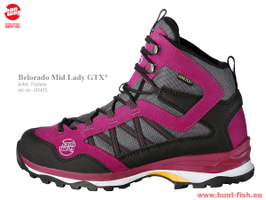 BELORADO MID LADY GTX - BUTY TRAILOWE - HANWAG