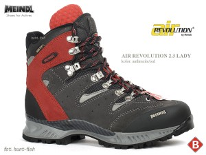 AIR REVOLUTION 2.3 LADY MEINDL - BUTY TREKKINGOWE
