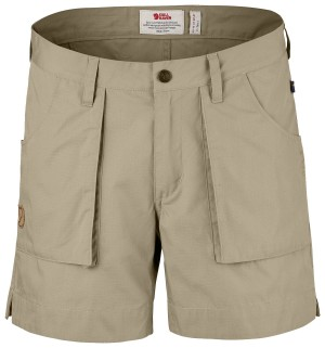 TRAVELLERS SHORTS W FJALLRAVEN - SZORTY PODRÓŻNE