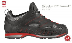 NAJERA LOW LADY GTX SURROUND - HANWAG