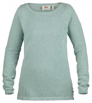 HIGH COAST KNIT SWEATER W FJALLRAVEN - SWETER