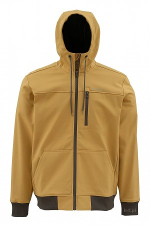 SIMMS ROGUE FLEECE HOODIE - SOFTSHELL WĘDKARSKI