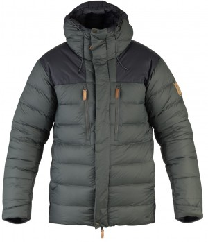 KEB EXPEDITION DOWN JACKET FJALLRAVEN - KURTKA PUCHOWA