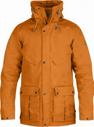 JACKET No.68 NUMBERS FJALLRAVEN - KURTKA TERENOWA