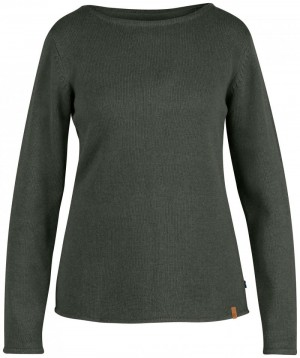 KIRUNA KNIT SWEATER W - SWETER