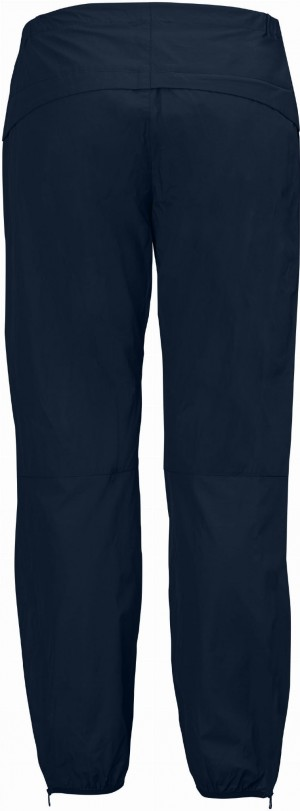 HIGH COAST WIND TROUSERS W FJALLRAVEN - SPODNIE