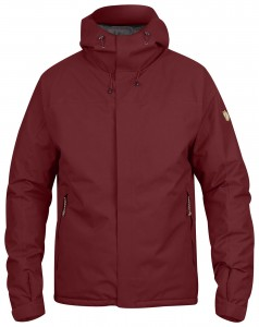 HIGH COAST ECO-SHELL PADDED JACKET FJALLRAVEN - KURTKA TREKKINGOWA