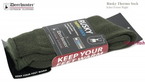 RUSKY THERMAL SOCK DEERHUNTER - SKARPETY ZIMOWE