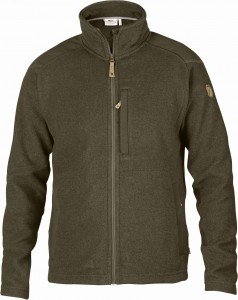 BUCK FLEECE FJALLRAVEN - BLUZA POLAROWA