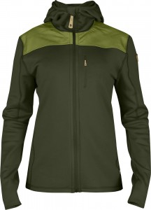 KEB FLEECE JACKET W FJALLRAVEN - BLUZA POLAROWA