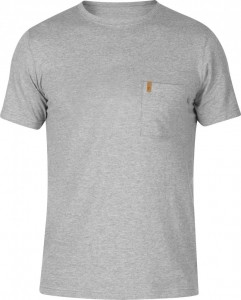 OVIK POCKET T-SHIRT FJALLRAVEN - T-SHIRT