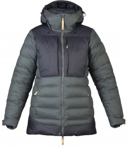 KEB EXPEDITION DOWN JACKET W FJALLRAVEN - KURTKA PUCHOWA