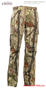 SPODNIE GH STALK 6-POCKET TROUSERS - DEERHUNTER
