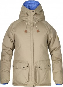 DOWN JACKET No. 16 W NUMBERS FJALLRAVEN - KURTKA PUCHOWA