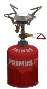 PALNIK PRIMUS POWER TRAIL REGULATED STOVE PIEZO  & DUO VALVE