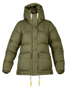 EXPEDITION DOWN LITE JACKET W FJALLRAVEN - KURTKA PUCHOWA