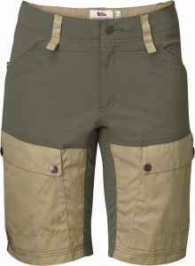 KEB SHORTS W - SZORTY - FJALLRAVEN