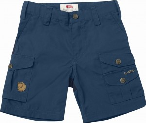 KIDS VIDDA SHORTS - SZORTY - FJALLRAVEN