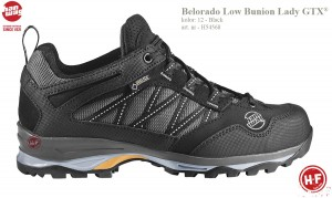 BELORADO LOW BUNION LADY GTX - BUTY TERENOWE - HANWAG