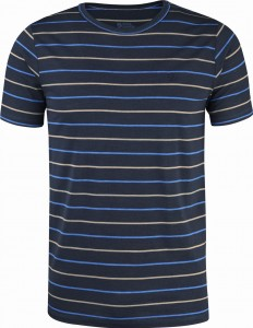 HIGH COAST STRIPE T-SHIRT FJALLRAVEN - KOSZULKA