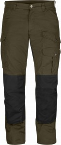 BARENTS PRO WINTER TROUSERS FJALLRAVEN - SPODNIE TREKKINGOWE