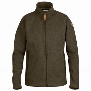 FLEECE No.26 NUMBERS FJALLRAVEN - KURTKA POLAROWA