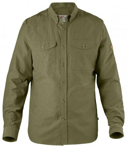Fjallraven Ovik Lite Shirt, kolor: 235 - Savanna.