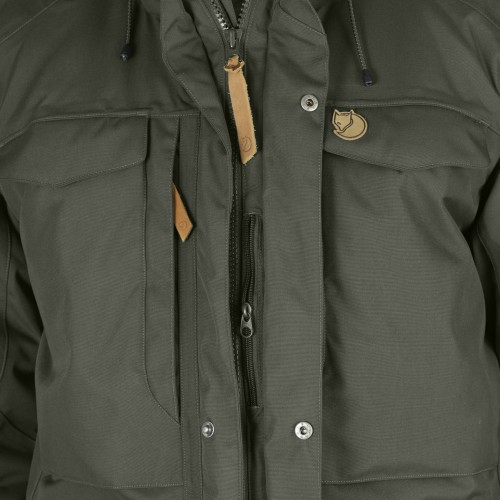 Fjallraven Yupik Parka 80665, kolor: 032 Mountain Grey 4