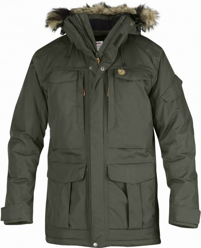 Fjallraven Yupik Parka 80665, kolor: 032 Mountain Grey