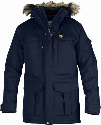 Fjallraven Yupik Parka 80665, kolor: 555 Dark Navy