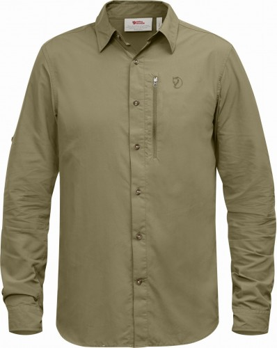 Fjallraven Abisko Hike Shirt LS, kolor: 218 - Cork.