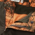 Fjallraven Lappland Hybrid Camo Trousers W 90193 211 Orange Camo/Dark Olive 2