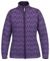 Fjallraven Snow Cardigan W, kolor: 590 - Alpine Purple.