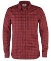 Fjallraven Lappland Flannel Shirt LS, kolor: 320 - Red.
