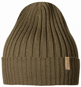 WOOL HAT No.1 NUMBERS FJALLRAVEN - CZAPKA WEŁNIANA