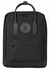 FJALLRAVEN KANKEN No. 2 MINI BLACK EDITION - PLECAK