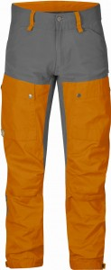 KEB TROUSERS REGULAR FJALLRAVEN - SPODNIE TREKKINGOWE