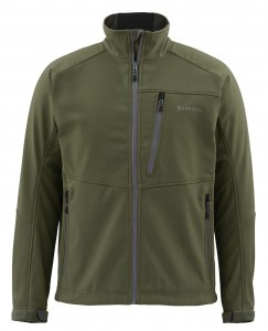 SIMMS WINDSTOPPER JACKET - KURTKA Z WINDSTOPEREM