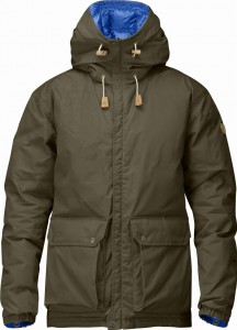 DOWN JACKET No. 16 NUMBERS FJALLRAVEN - KURTKA PUCHOWA