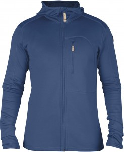 KEB FLEECE JACKET FJALLRAVEN - BLUZA TREKKINGOWA