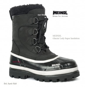 GLACIER LADY SUPER INSULATION - BUTY ZIMOWE - MEINDL