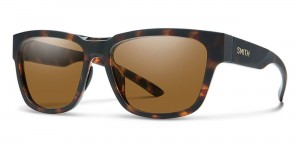 Smith Optics Ember Matte Tortoise ChromaPop Polar Brown Mirror - damskie okulary polaryzacyjne