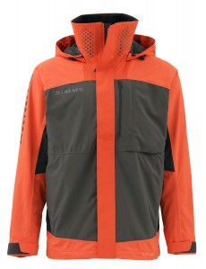 CHALLENGER JACKET SIMMS FURY ORANGE - KURTKA WĘDKARSKA