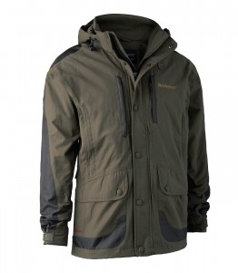 DEERHUNTER  UPLAND JACKET w reinforcement