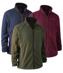 DEERHUNTER WINGSHOOTER FLEECE - BlUZA POLAROWA